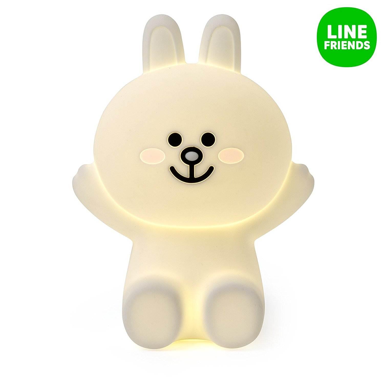 Đèn Led để bàn Cony Line Friends