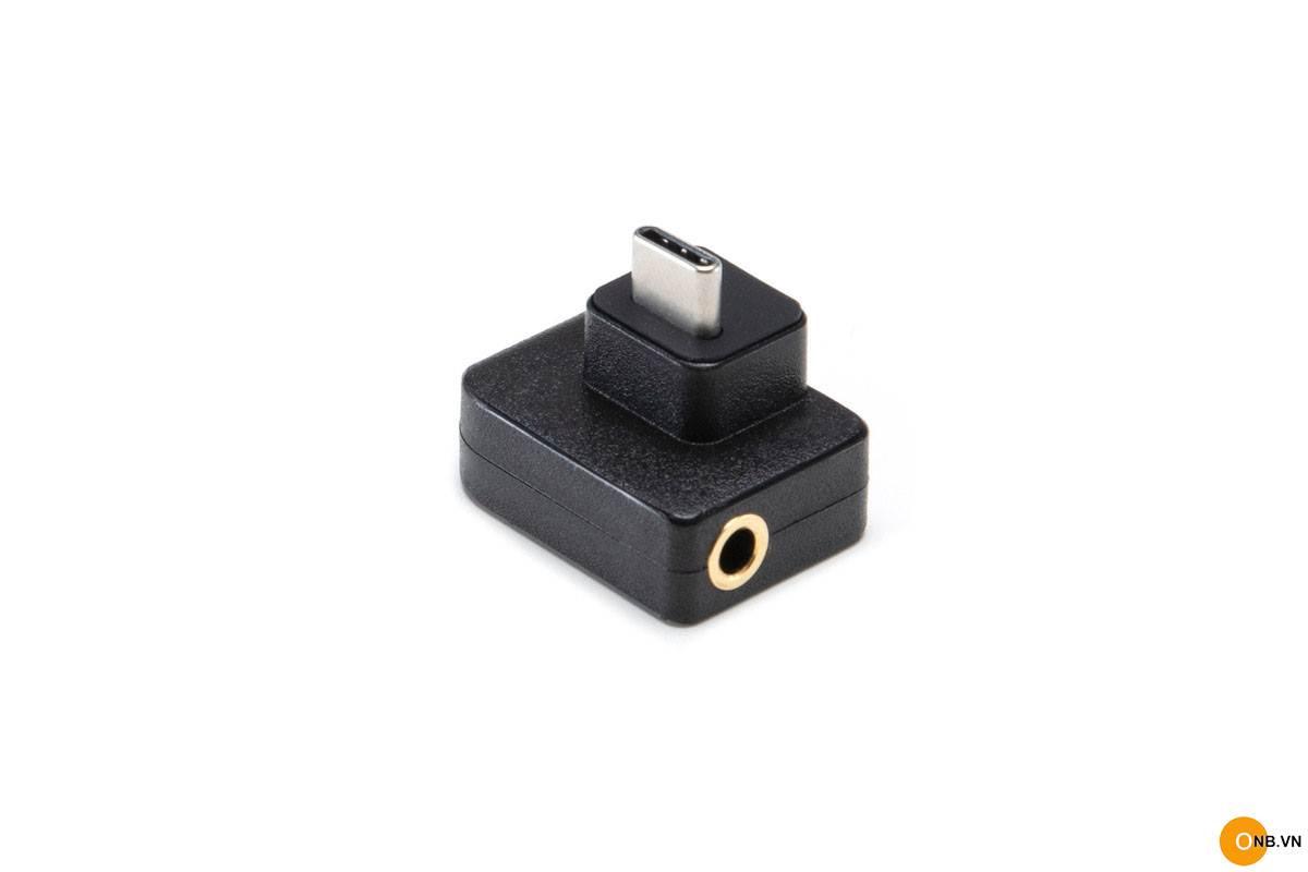 CYNOVA Osmo Action Dual 3.5mm/USB-C Adapter