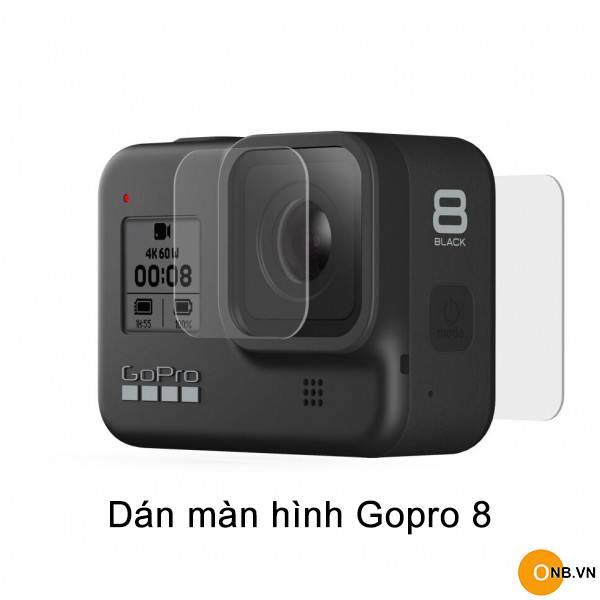 Dán màn hình cường lực Gopro 8