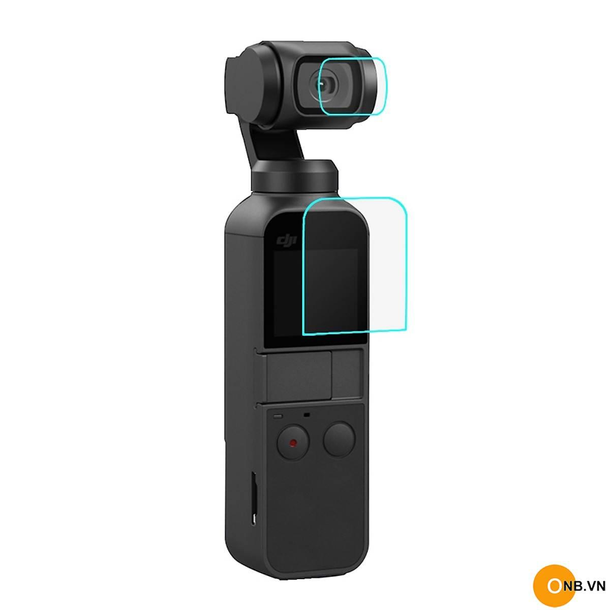 Dán màn hình cường lực Osmo Pocket