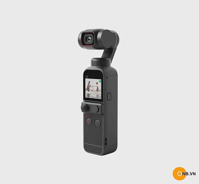 DJI Pocket 2 - Gimbal Camra 4K mẫu mới 2021