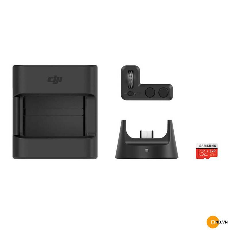 DJI Osmo Pocket Expansion Kit - Bộ phụ kiện chính hãng cho Osmo Pocket