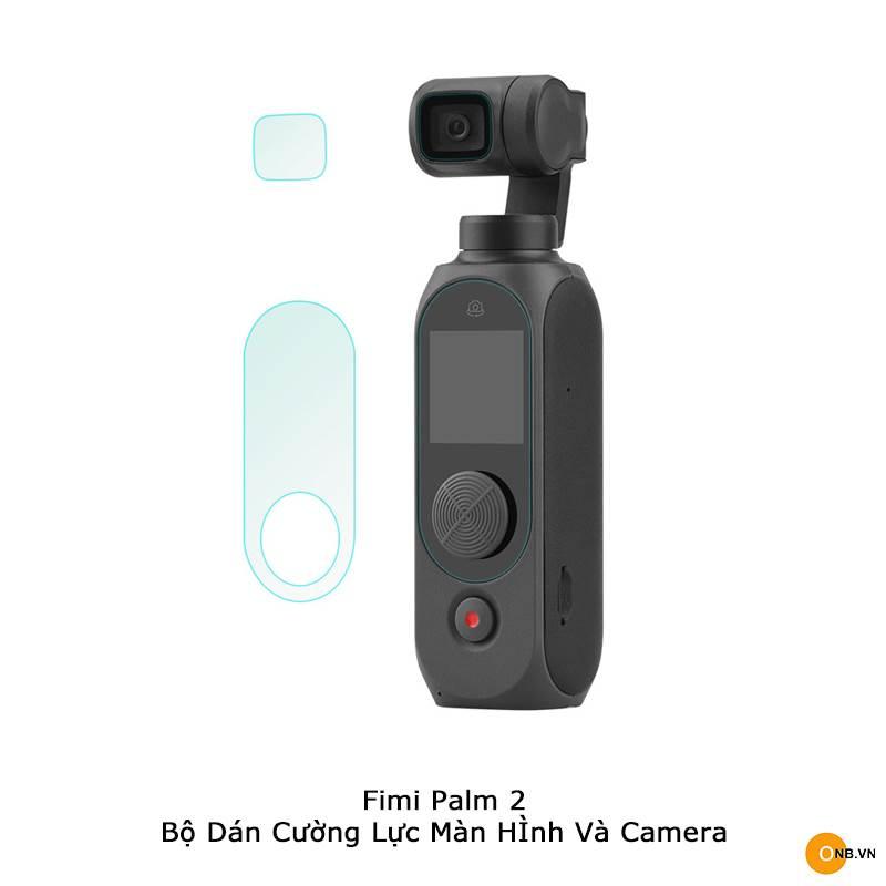 Fimi Palm 2 - Bộ Dán Cường Lực Màn Hình Và Camera