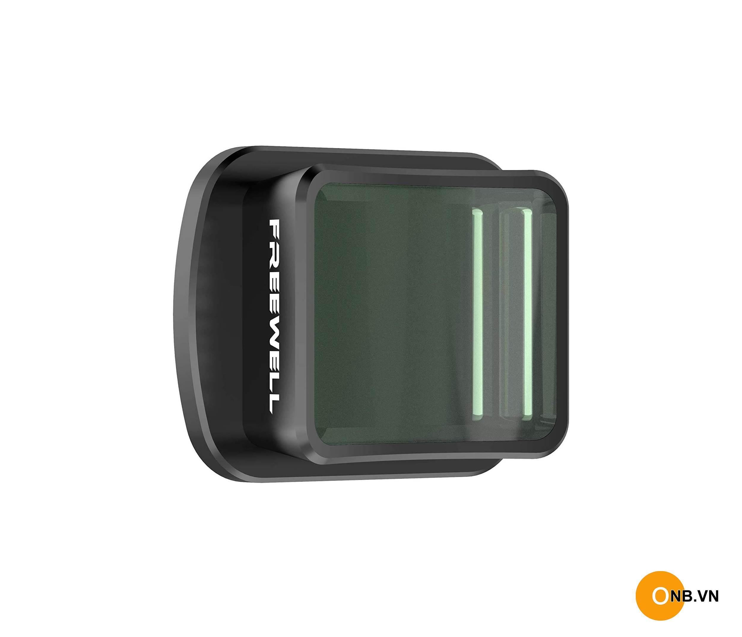 Freewell Osmo Pocket Anamorphic Lens quay cinematic chuẩn 21:9