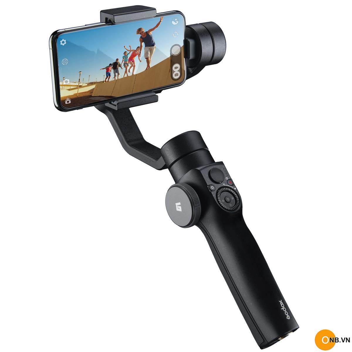 Godox ZP1 Smartphone Gimbal - Quay phim chống rung điện thoại