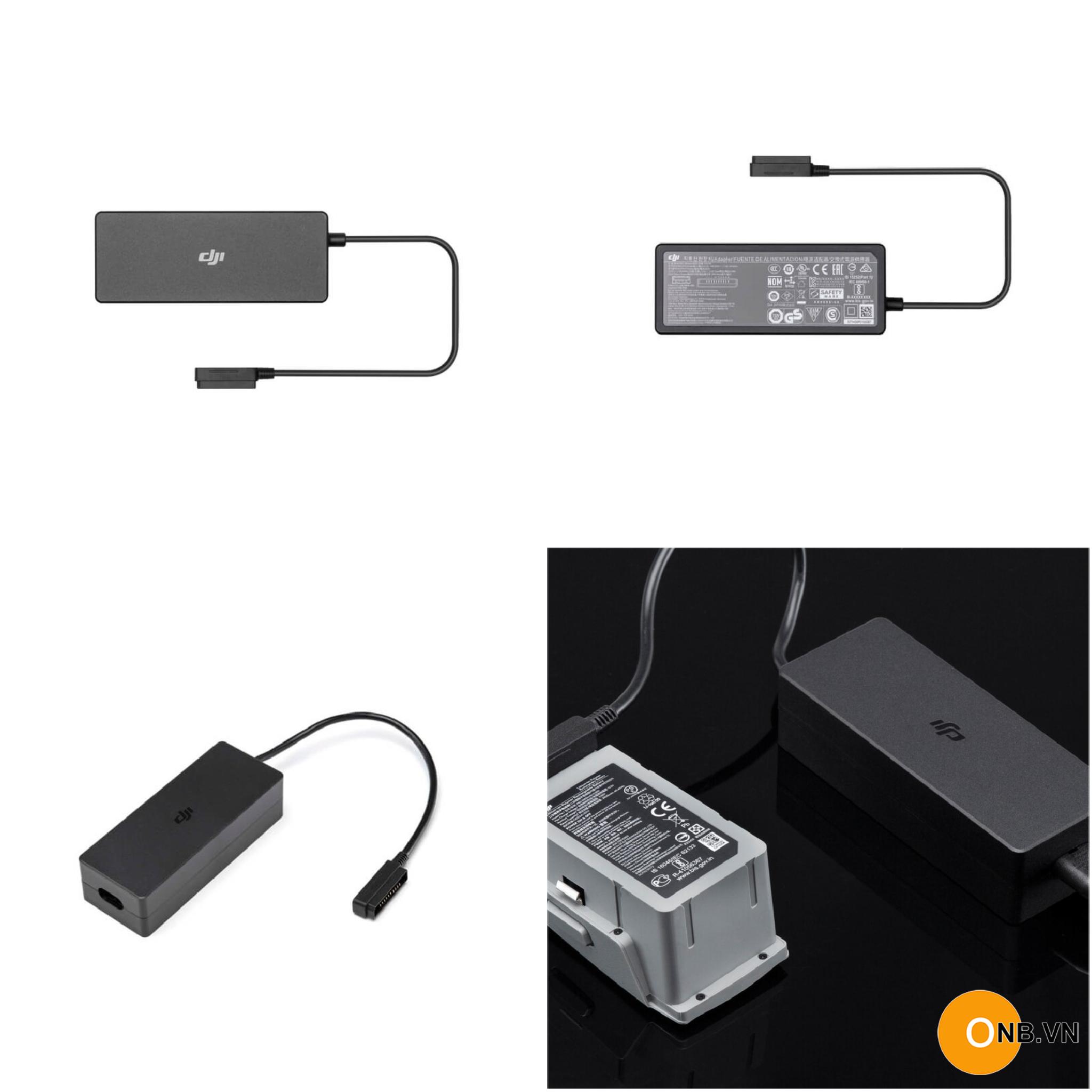 Mavic Air 2 Battery Charger - Adapter sạc pin Mavic Air 2