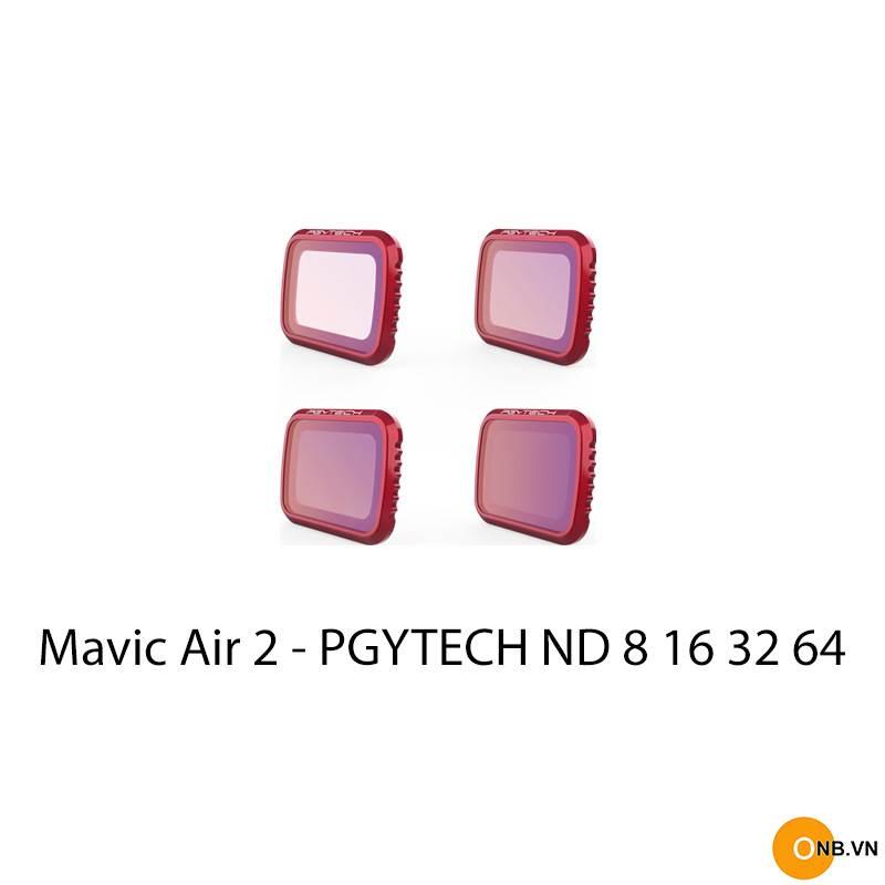 Mavic Air 2 PGYTECH Filter ND 8 16 32 64