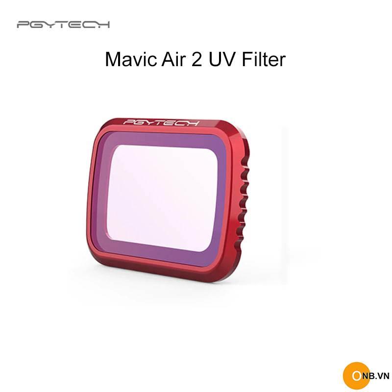 Mavic Air 2 UV Filter Pgytech - Bảo vệ lens, chống tia UV