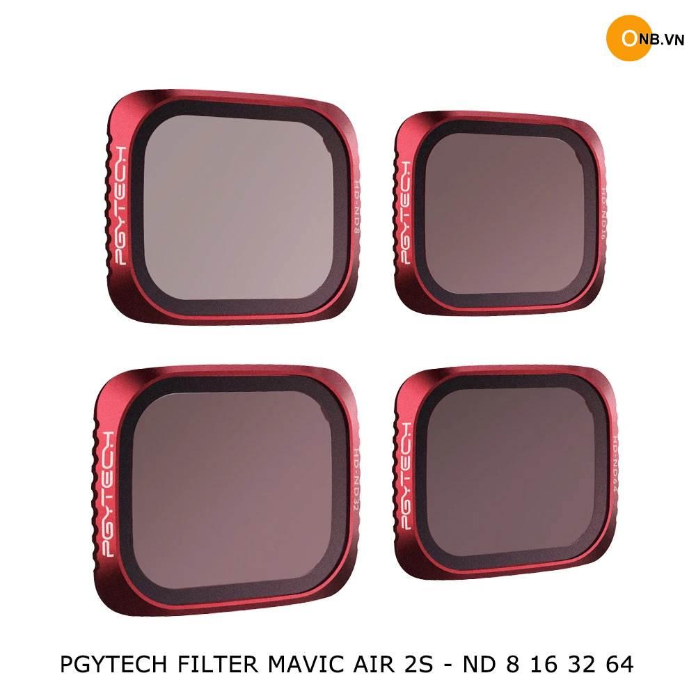 Mavic Air 2s - PGYTECH Filter ND 8 16 32 64