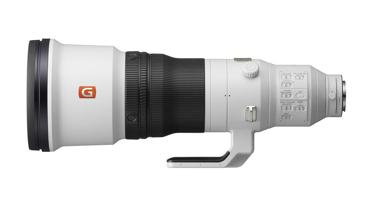 Ống kính siêu tele SONY FE 600mm f/4 GM