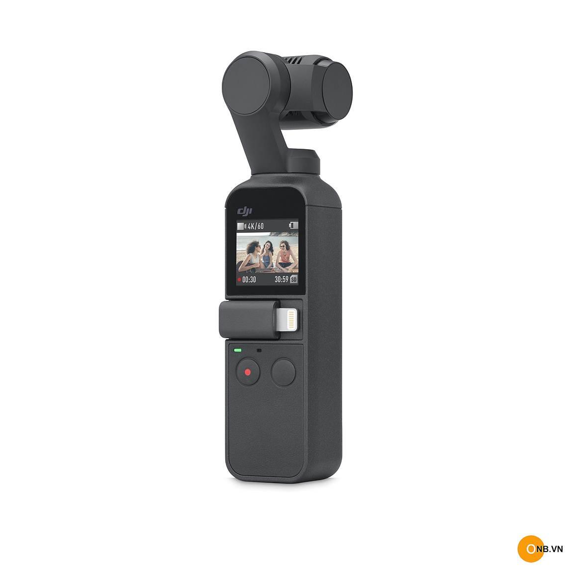 Osmo Pocket Camera quay phim 4k nhỏ gọn