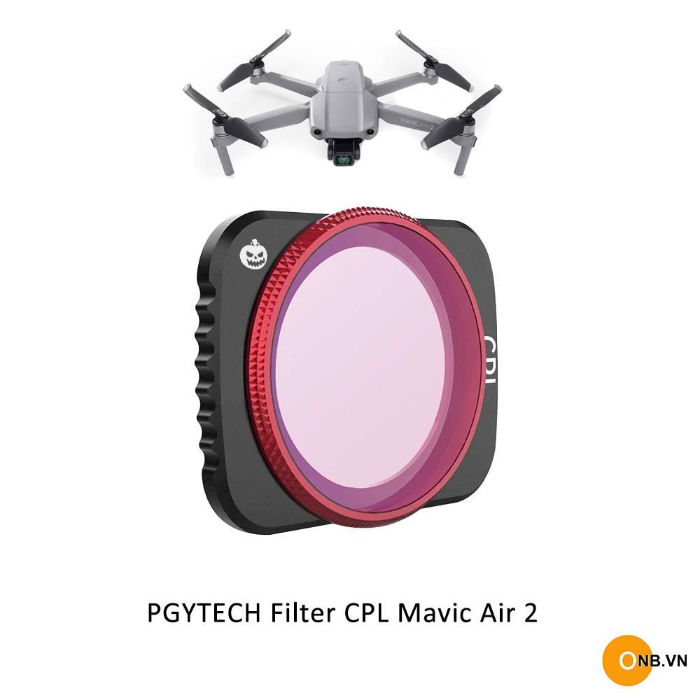 PGYTECH Filter CPL cho DJI Mavic Air 2