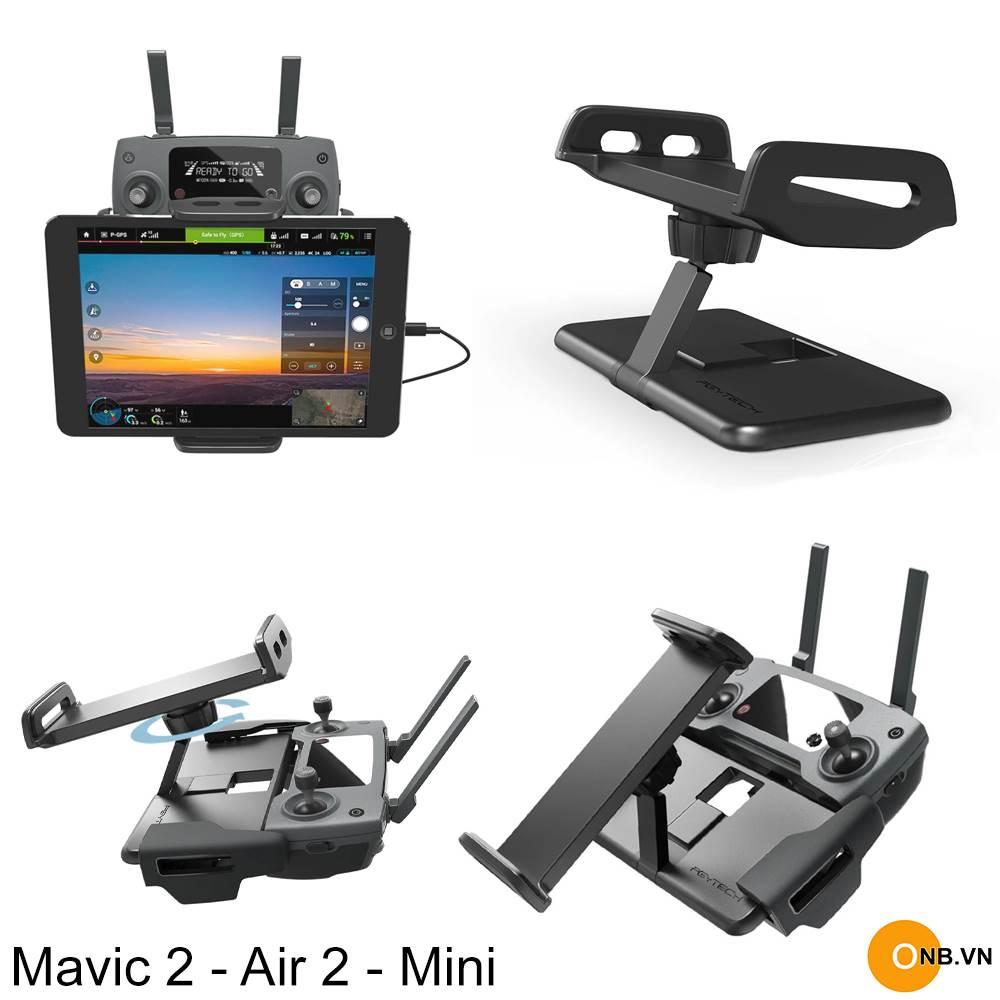 PGYTECH ngàm gắn Ipad cho điều khiển Mavic 2 - Air 2 - Mini