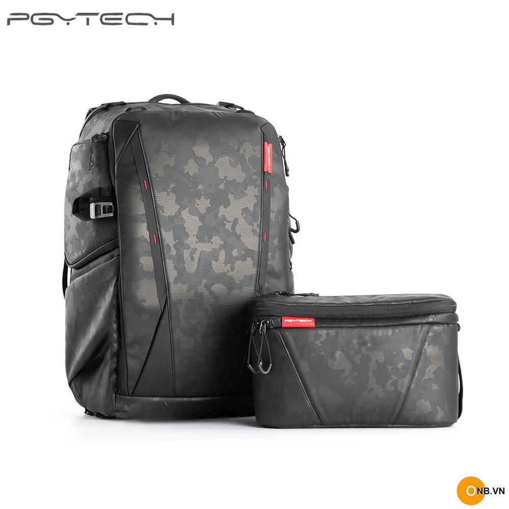 PGYTECH OneMo Backpack Olivine Camo - Balo du lịch nhiếp ảnh