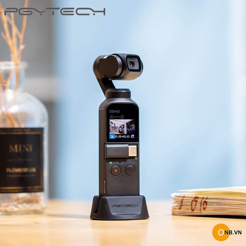 PGYTECH Osmo Pocket Stand - Đế Silicon Pocket 1