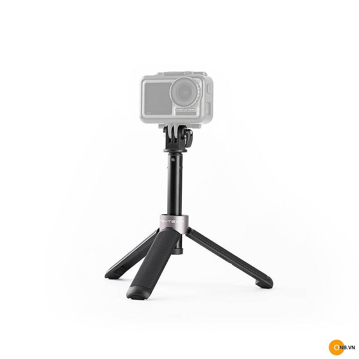 Pgytech Tripod Mini Cao cấp Osmo Pocket Action Gopro
