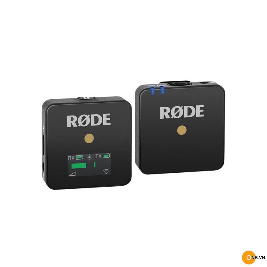 RODE Wireless GO Microphone - Mic thu âm không giây nhỏ gọn