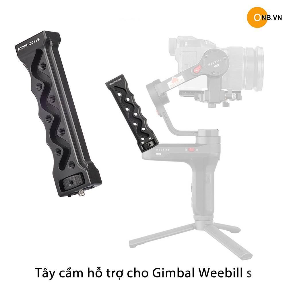 Thanh tay cầm hỗ trợ quay cho Weebill S - Weebill Lab