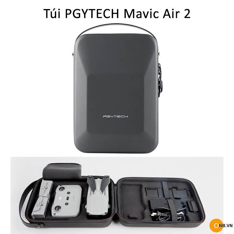 Túi Pgytech Mavic Air 2 chống nước, sốc, bảo vệ full phụ kiện