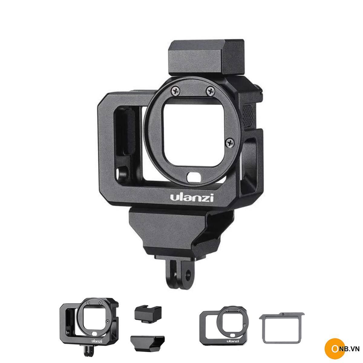 ULANZI G8-5 khung hợp kim Vlog cho Gopro 8 new 2020