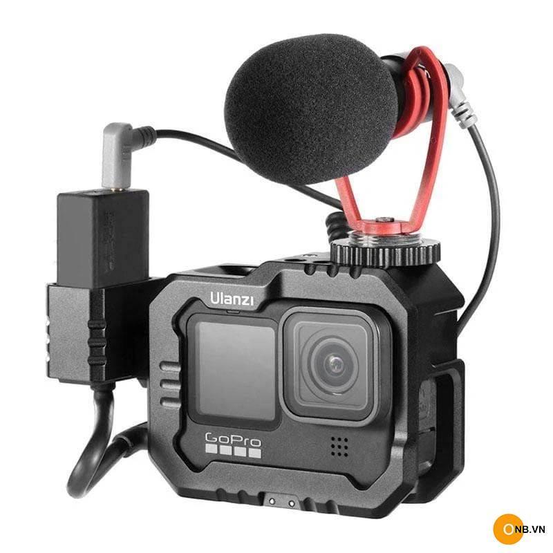 Ulanzi G9-14 Enhanced Metal Cage for GoPro 9