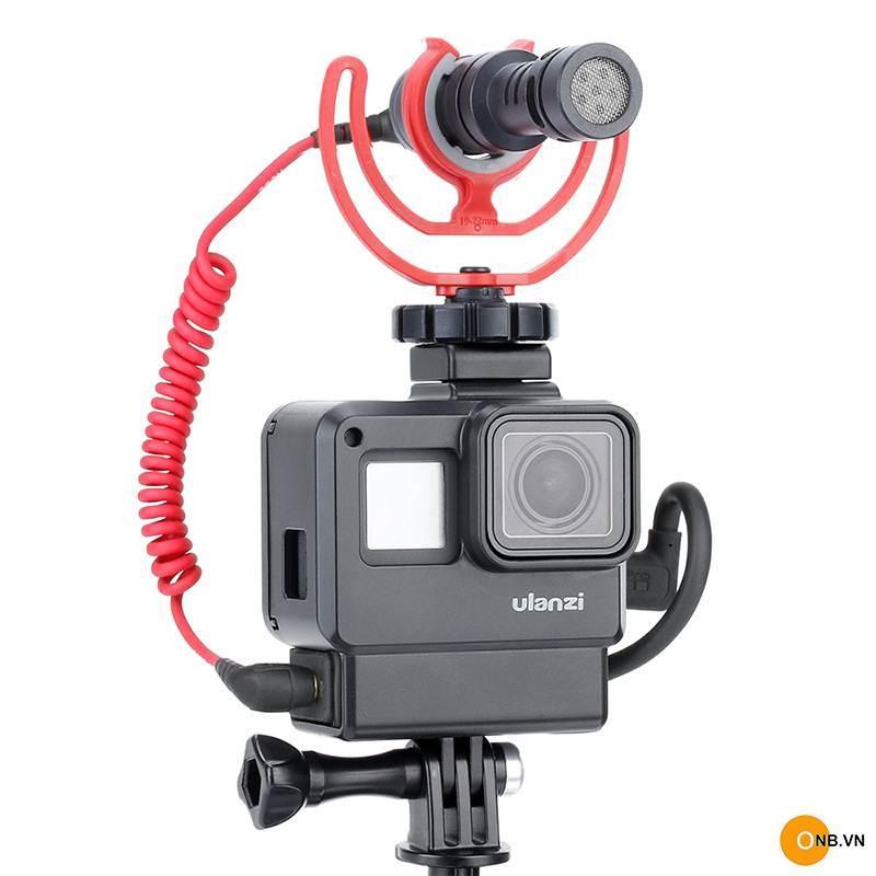 Ulanzi V2 GoPro 5 6 7 - Khung bảo vệ quay Vlog