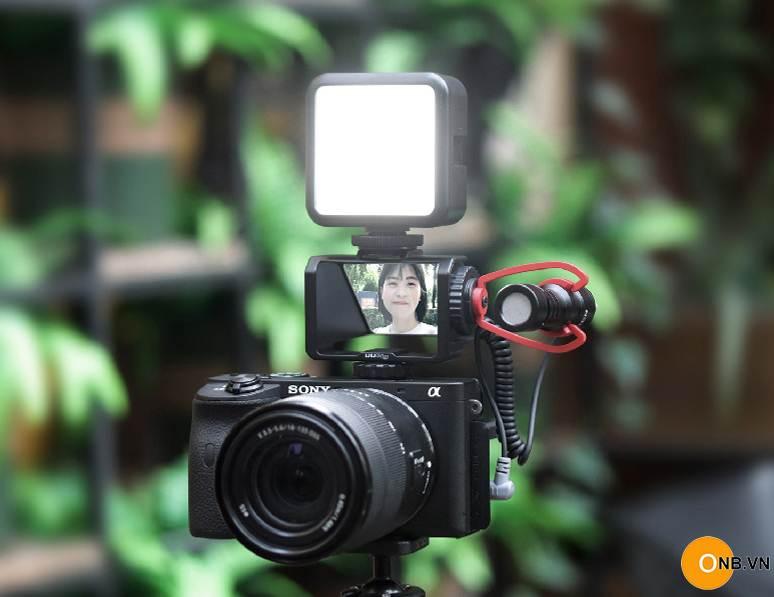 Uurig Màn Hình Vlog cho máy ành Sony Alpha