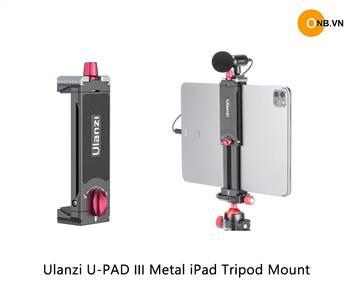 Ulanzi U-PAD Ⅲ Metal iPad Tripod Mount