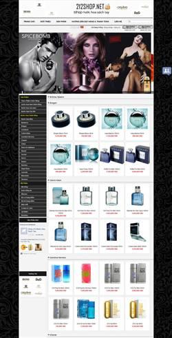 Thiết Kế Website Trọn Gói 500.000 VNĐ - www.onb.vn làm chủ 1 website chuyên nghiệp ! - 6