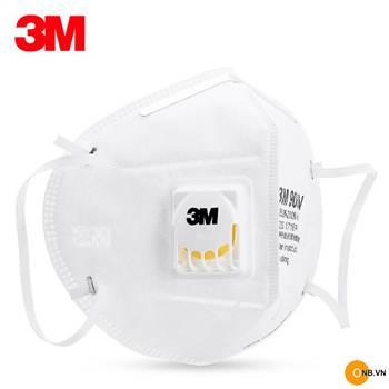 3M 9001V Khẩu Trang Chống Bụi Vi Khuẩn hơn 90%