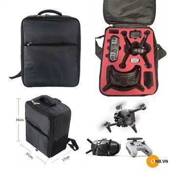 Balo DJI FPV đựng full phụ kiện tay cầm, mắt kính, pin