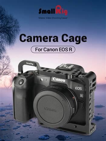 Bán Smallrig Cage , L Plate cho Canon EOS R và RP mẫu mới 2020