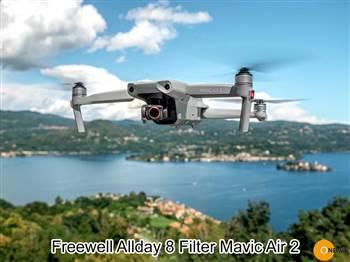 Bộ Freeweel Allday 8 Filter cho Mavic Air cực kỳ hữu ích