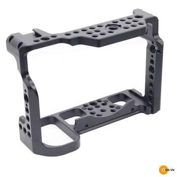Cage khung bảo vệ Nikon Z5 Z6 Z7 Z6II Z7II - Vlog