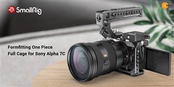 Cage khung cho Sony Alpha A7C ! mẫu mới về hàng 2021
