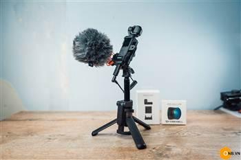 Combo Vlog cho Osmo Pocket nên mua những gì