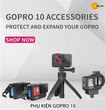 Danh sách phụ kiện Ulanzi cho Gopro 10