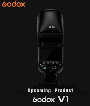 Đèn flash godox V1 cho sony, canon, nikon đã có hàng tại ONB.VN STUDIO