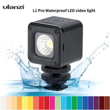 Đèn Ulanzi L1 Pro Led mini quay Vlog chống nước pin sạc