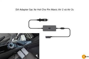 DJI Adapter Xe hơi sạc pin cho Mavic Air 2 - Air 2