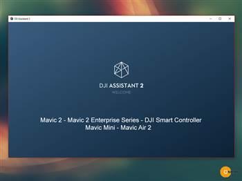 DJI Assistant 2 For Mavic - Phần mềm update firmware trên PC cho Mavic