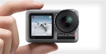 DJI công bố action-cam đầu tay mang tên Osmo Action