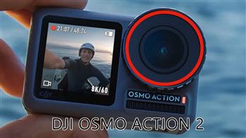 DJI Osmo Action 2 ra mắt cuối năm 2021
