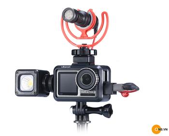 Ulanzi DJI Osmo Action Vlog OA-7 - Khung bảo vệ kiệm quay vlog