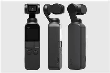 Dji Osmo Pocket: Máy quay phim nhỏ nhất thế giới với 3 trục chống rung, quay phim 4K