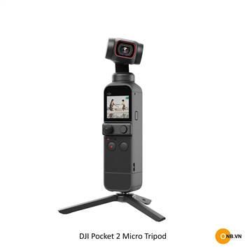 DJI Pocket 2 Micro Tripod - Tripod mini chân 3 gắn dưới Pocket 2