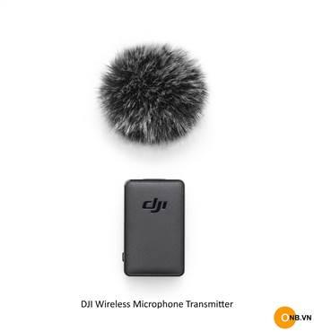 DJI Pocket 2 Wireless Microphone Transmitter - Mic thu âm không dây