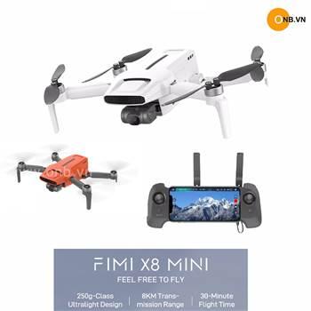 Fimi Mini X8 SE 2021 - Flycam 4k bay 8KM nhỏ gọn XIAOMI