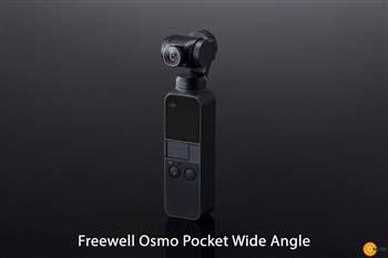 Freewell Osmo Pocket Wide Angle - Len gốc rộng tốt nhất Osmo Pocket