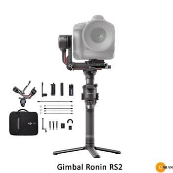 Gimbal Ronin RS2 - Chống rung quay phim máy ảnh 4,5 Kg